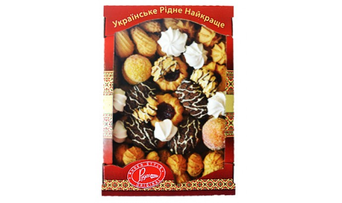 Печиво «Асорті до чаю» Руден -  0.8 кг