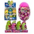 Пластиковые яйца