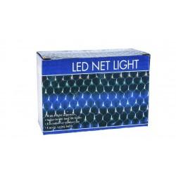 Гірлянда сітка новорічна різнокольорові 120 ламп