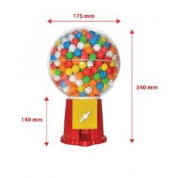 Жвачка Air Ball «MISKET» GUM MASHINE - 720 шт