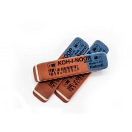 Гумки KOH-I-NOOR 60 червоно - синя