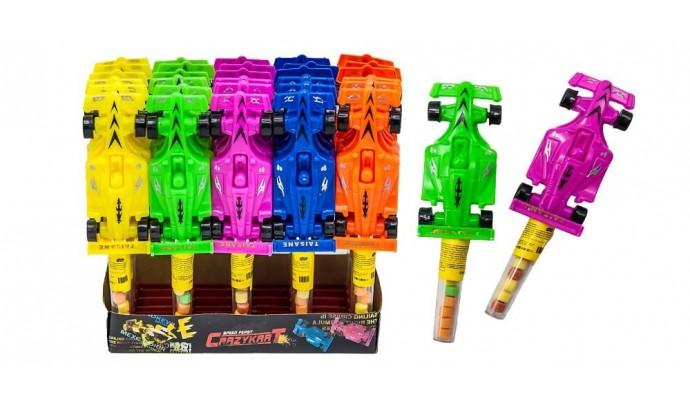 Драже іграшка «Гоночна машина» 30 шт.