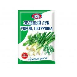 Суміш трав цибуля, кріп, петрушка «Ямуна» -10г