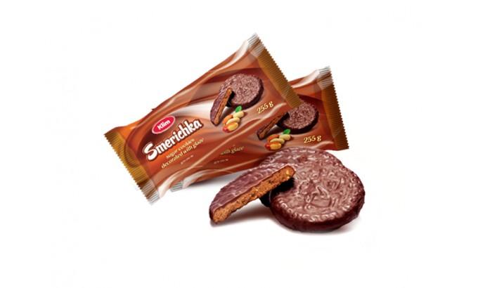 Печиво «Смерічка» Klim -  255 г