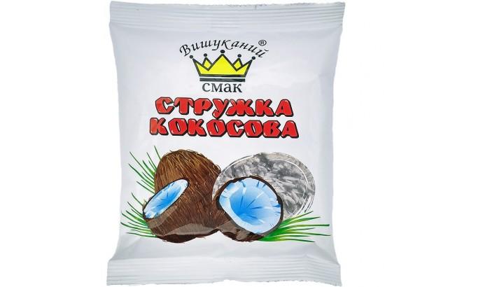 Стружка кокосова «Зебра» 80 г