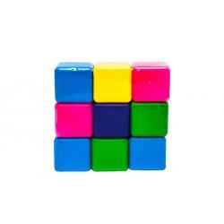 Кубики-Сіті 9шт  027