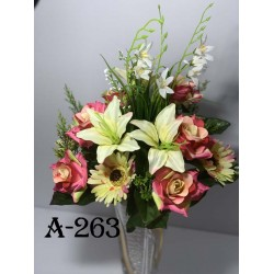 Квіти А-263