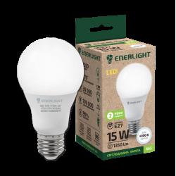 Лампа світодіодна Enerlight А65 Е27 15Вт 4100К