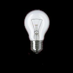 Лампа розжарювання PHILIPS Stan  60W  E27  230V  A55  CL  1CT-12X10F