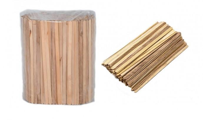 Мішалки дерев'яні 1000 шт.