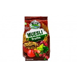 Мюслі «MUESLI Fruits» Еко-Прод 450г