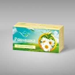 Чай травяний «Наш Чай» ромашка - 20 шт