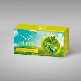 Чай травяний «Наш Чай» липа - 20 шт