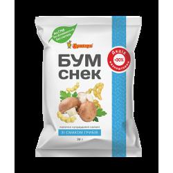 Кукурудзяні палички «Бум Снек» гриби Бумкорн - 30 гр