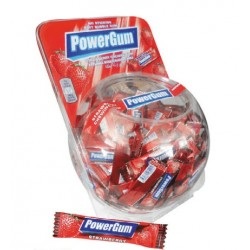 Жуйка «Power GUM» полуниця 300 шт