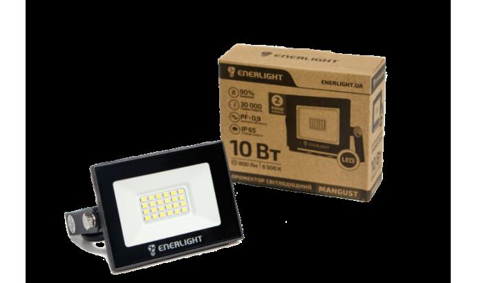 Прожектор світодіодний Enerlight MANGUST 10Вт 6500K