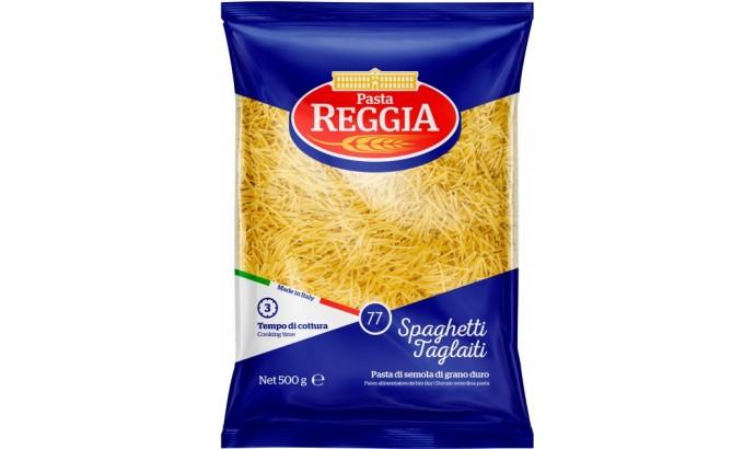 Макарони вермішель 77 Spaghetti Tagliati «Reggia» - 500г