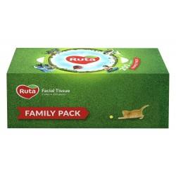 Косметичні серветки Family Pack Brick - 200 шт