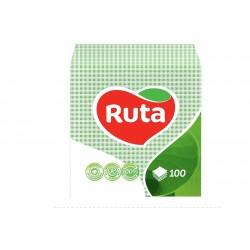 Столові серветки Ruta зелені - 100 шт
