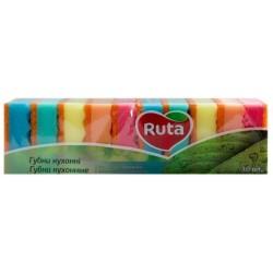 Губка кухонна Ruta - 10 шт