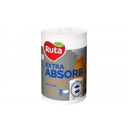 Рушники паперові Ruta Selecta Mega roll - 1шт