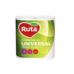 Рушники паперові Ruta Selecta Universal - 2 шт