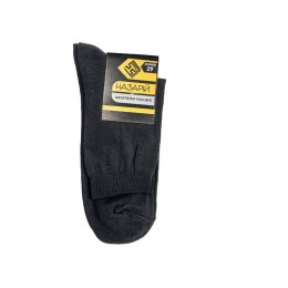 Шкарпетки чоловічі ЛІТО чорні 29 10 пар