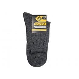 Шкарпетки чоловічі ЛІТО сірі 29 10 пар