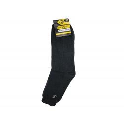 Шкарпетки чоловічі махрові чорні 25 10 пар