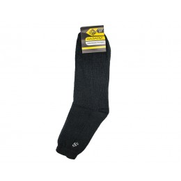 Шкарпетки чоловічі махрові чорні 27 10 пар