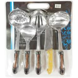 Набір кухонного приладдя 30528-1