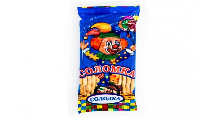 Соломка «Посмішка» солодка -  40 г