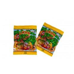 Желейні цукерки в пачці «Черв'яки» 60 гр.